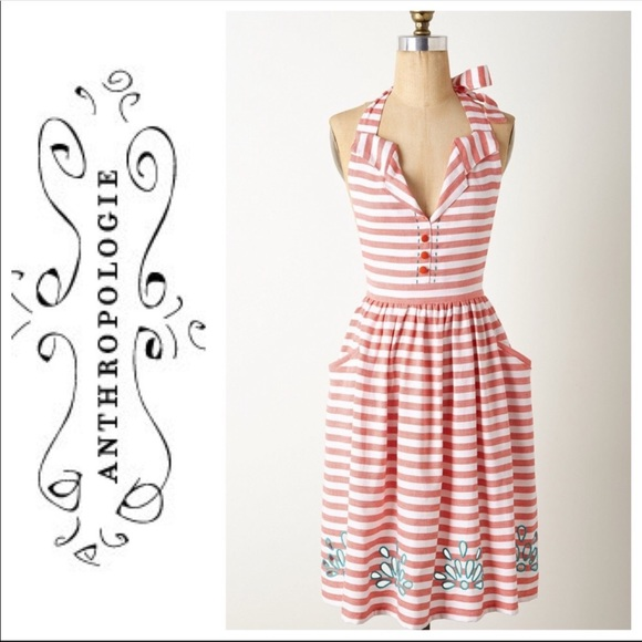 Anthropologie Other - Anthro// Kennedy May Apron